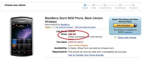 $99 Storm at Amazon!