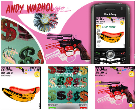 Andy Warhol Theme