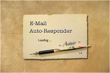 E-Mail Auto Responder