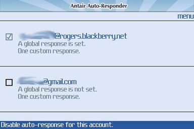 Email Auto-Responder