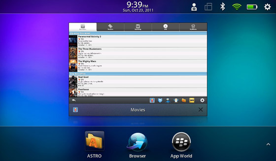 Android Apps on BlackBerry