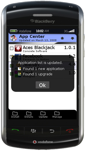 Application Center