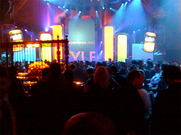 AT&T Bold Party