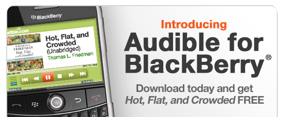 Audible for BlackBerry
