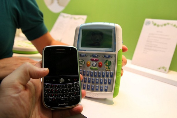 Baby BlackBerry!