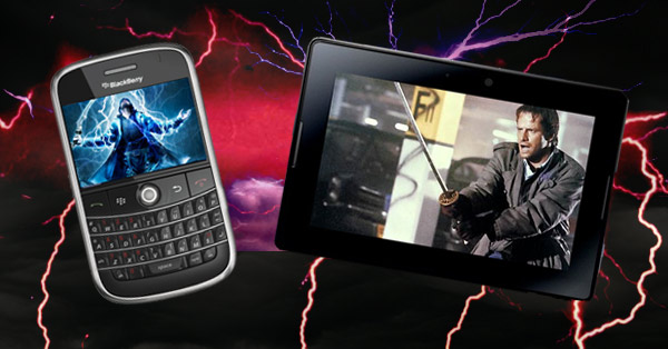BlackBerry 7 - There Can Be Only One!