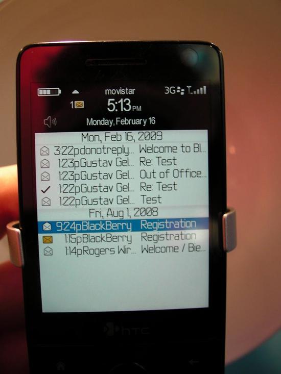 BlackBerry Application Suite