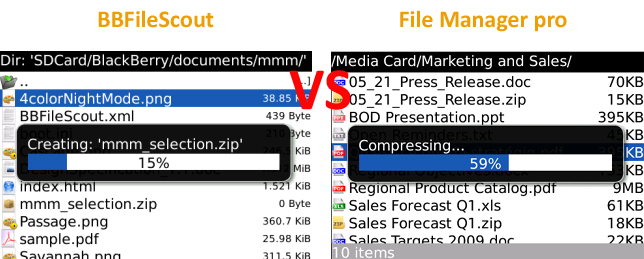 BBFileScount vs. File Manager Pro