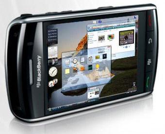 An Applier Vistaier BlackBerry?