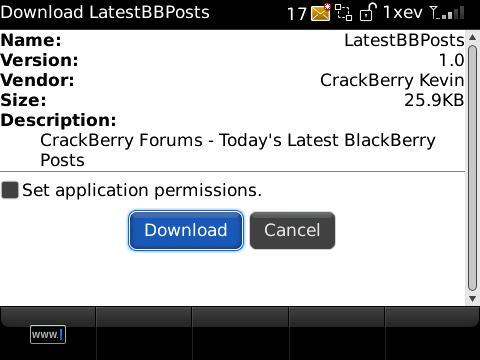 My Custom Web Browser Launcher
