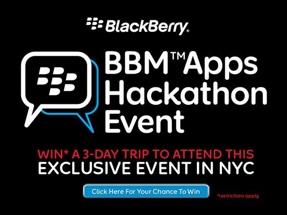 BBM App Hackathon Event
