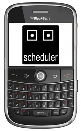 BB:Robot Scheduler