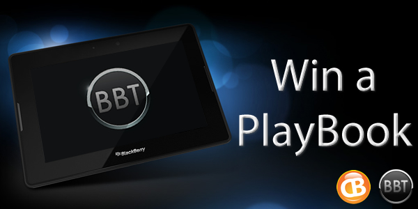 BBThemes BlackBerry PlayBook Giveaway!