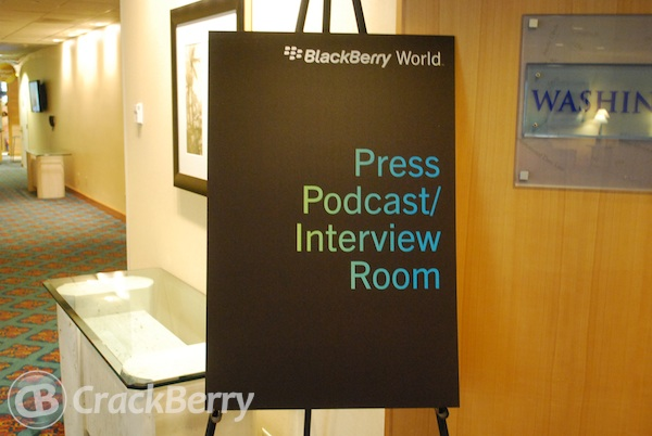 CrackBerry Live Podcast