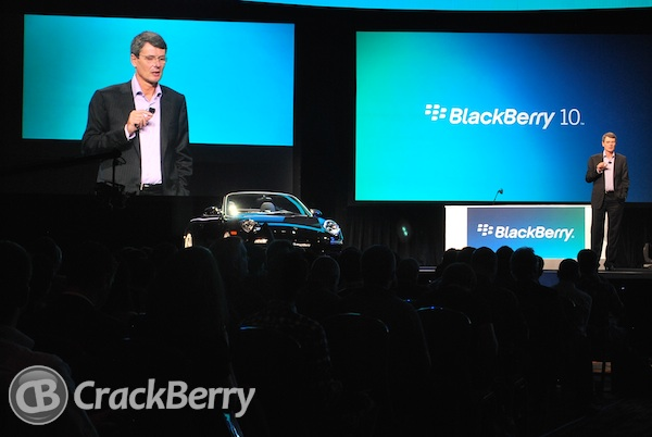 BlackBerry 10 Reactions