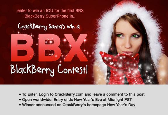Win a BBX SuperPhone!