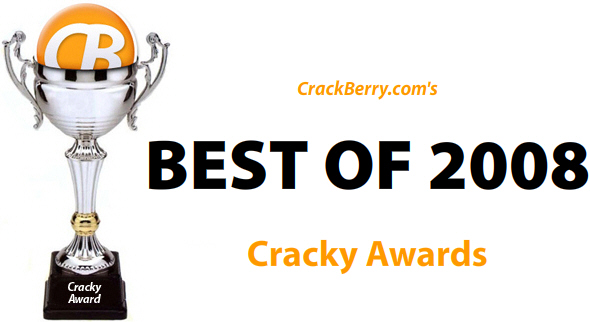 Best of 2008 Cracky Awards