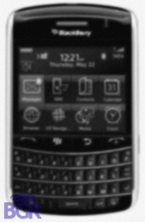 BlackBerry Magnum