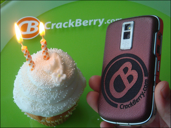 Birthday Contest: Win a Coveroo for your BlackBerry!