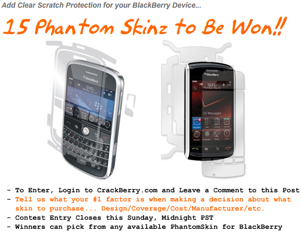 Birthday Contest: 15 Phantom Skinz!