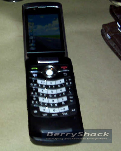 BlackBerry KickStart