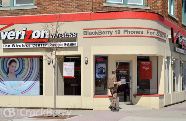 No Snubbing BlackBerry 10 Big Red!