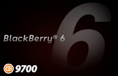BlackBerrry 6 for the BlackBerry Bold 9700