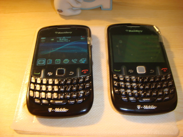 T-Mobile BlackBerry Curve 8520s