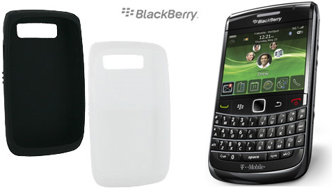 Accessories for the BlackBerry Bold 9700