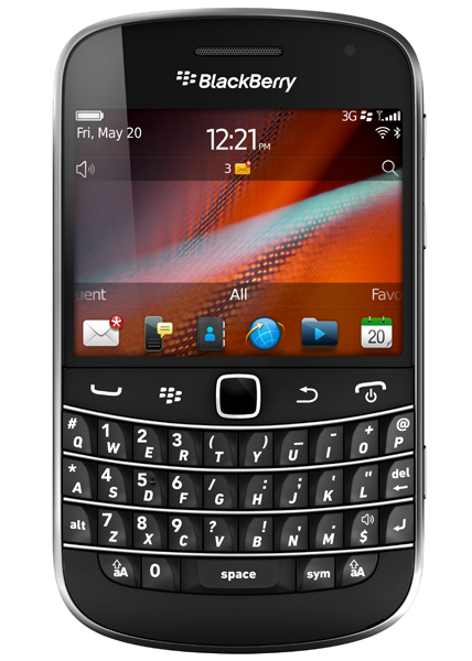 Verizon BlackBerry Bold 9930
