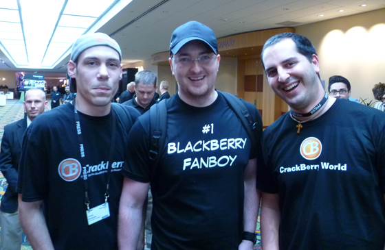 BlackBerry FanBoys