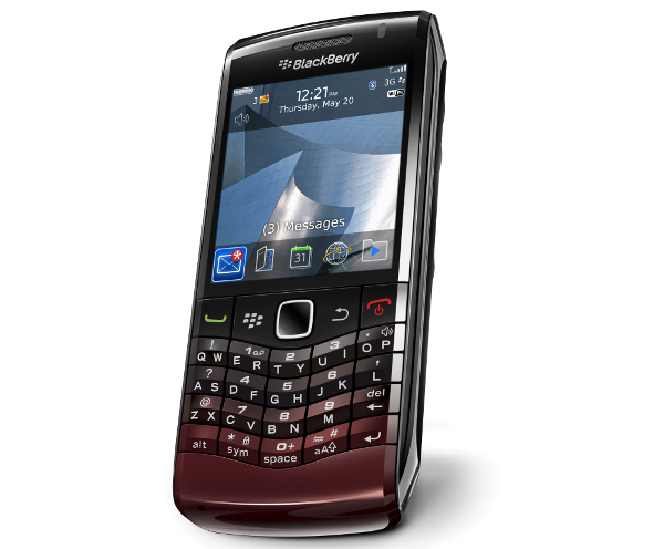 BlackBerry Pearl 3G now available for ordering on the Rogers Wireless website