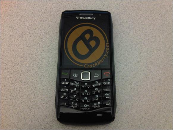 BlackBerry Pearl 9100 (codename striker)
