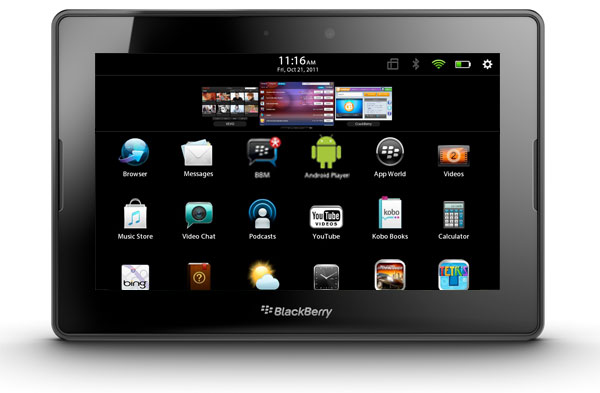 BlackBerry PlayBook 2 Relaunch