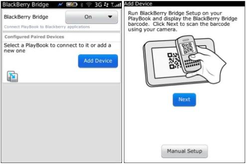 BlackBerry Bridge