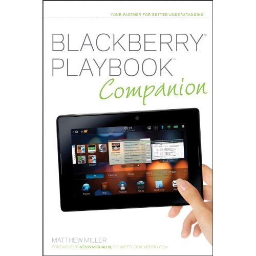 BlackBerry PlayBook Companion Book