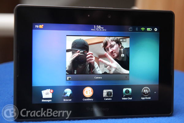 BlackBerry PlayBook Contest - Your 2nd Chance!