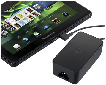 BlackBerry PlayBook Rapid Charger