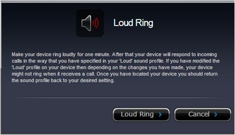Loud Ringer