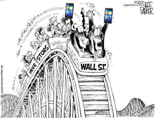 The BlackBerry Roller Coaster!