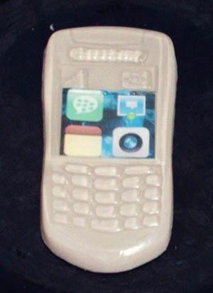 BlackBerry Soap!