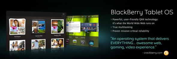 BlackBerry PlayBook App Development