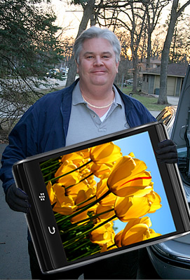 RIM BlackPad Tablet