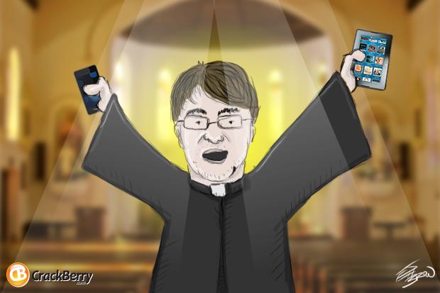 BlackBerry Worship!