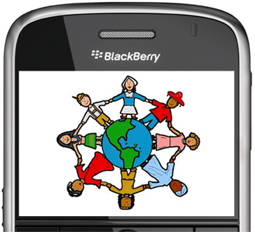 BlackBerry App World Reaching Out to More Countries!