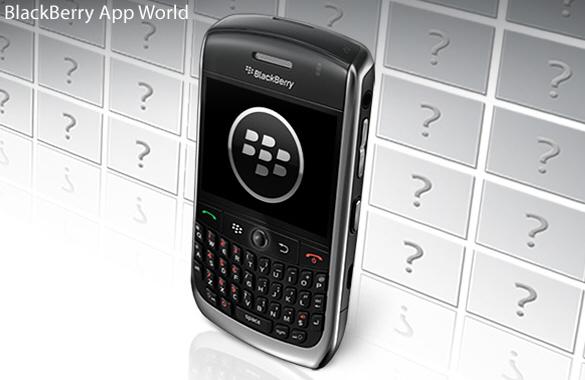 BlackBerry App World Announcement