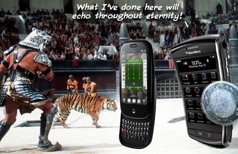 BlackBerry Maximus - Pre Edition