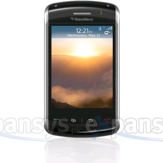 BlackBerry Thunder 9500UK