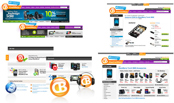Introducing the New CrackBerry.com!