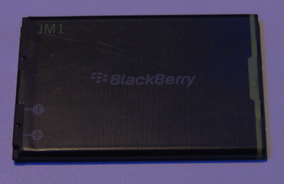 BlackBerry Bold 9900 Battery